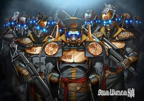 Poster 1 Squad Wargrad XIII