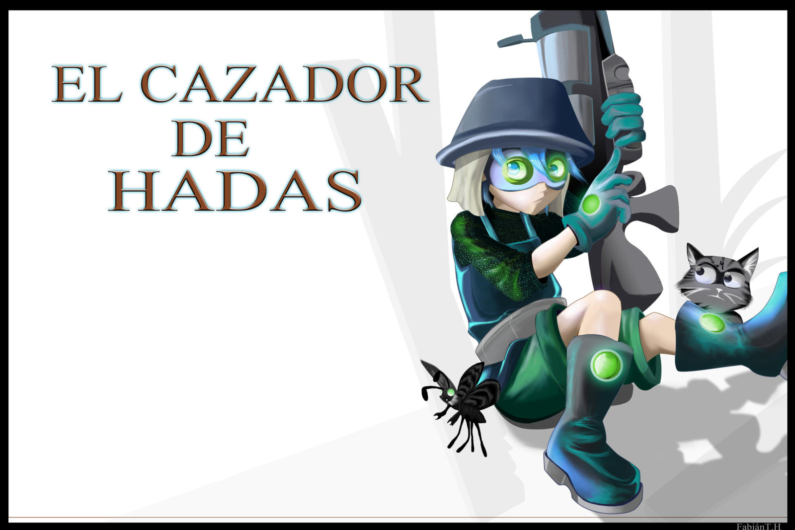 El Cazador de Hadas by Killerjaja