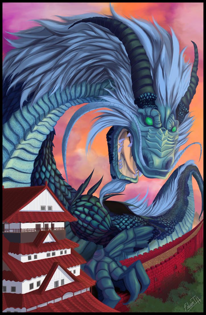 Dragon Guardian by Killerjaja