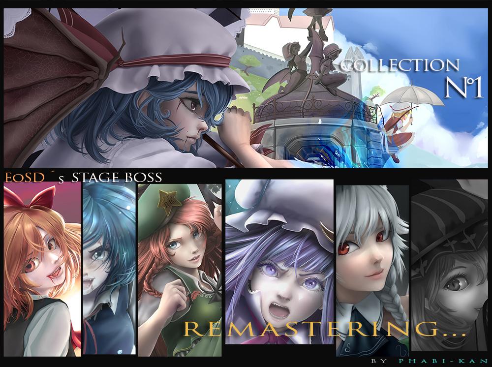 Collection N1 in Remastering by Killerjaja