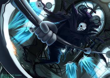 Collection 2 /Shinigami-sama Fan Art (Soul Eater) by Killerjaja