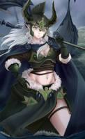 Epic Seven Mercenary Helga