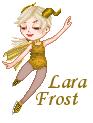 Lara Frost - LMP R1 by FrizzKitty