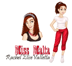 MDE - Rachel Elise Valletta - Miss Malta 2012 by FrizzKitty