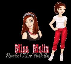 MDE - Rachel Elise Valletta - Miss Malta 2012 by FrizzKitty