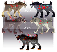 Smilodon Adopts [closed] by BeSSeB