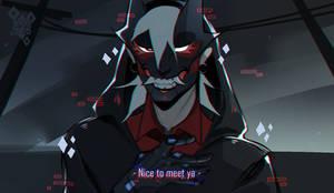 - Nice to meet ya -