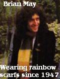 Brian May- for Iris by spazchibi