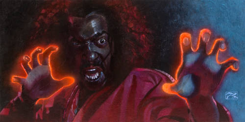 Sho Nuff by Magic-Rhyno-Creative