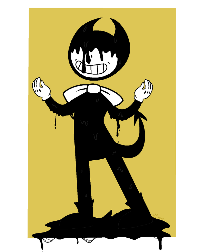 bendy and the ink machine markiplier