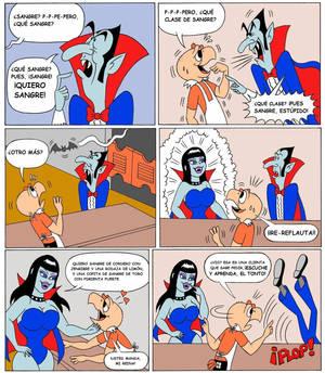 Bar Vampiro pagina 2 espanol