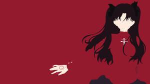 Tohsaka Rin from Fate Stay/Night | Minimalist