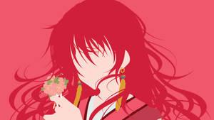 Princess Yona from Akatsuki no Yona | Minimalist