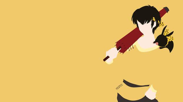 Ryoga Hibiki from Ranma 1/2 | Minimalist