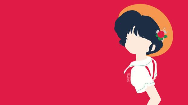 Akane Tendo from Ranma 1/2 | Minimalist