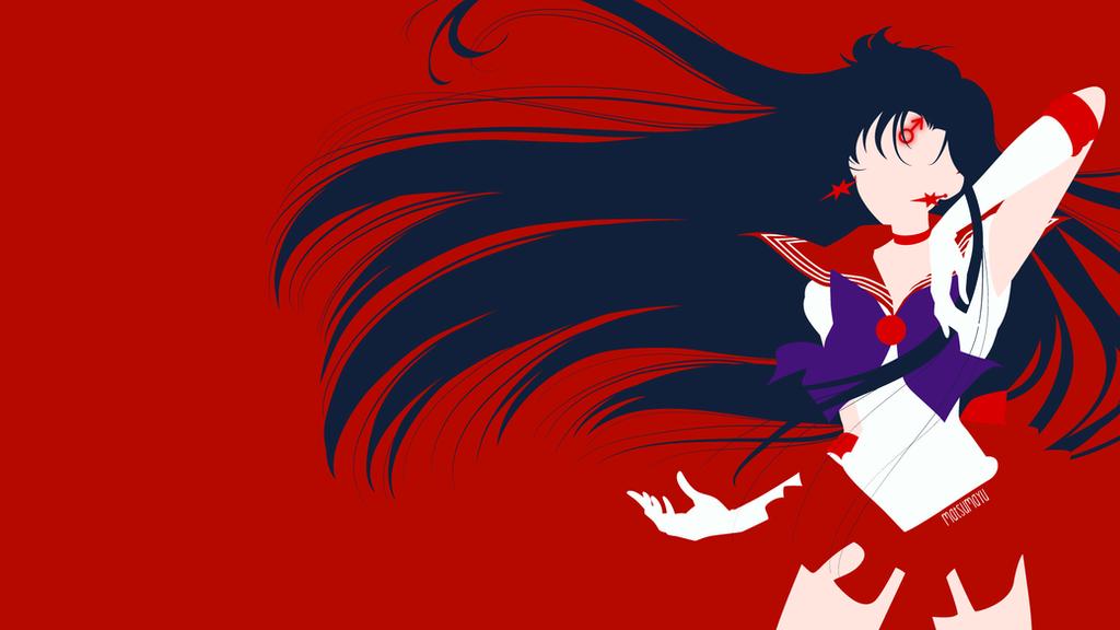 Sailor Mars From Sailor Moon Crystal