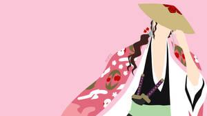 Shunsui Kyoraku from Bleach | Minimalist by matsumayu