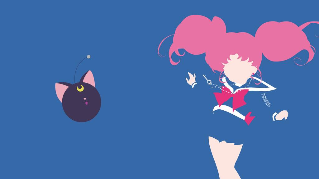Chibi Usa From Sailor Moon Crystal