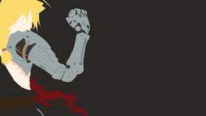 Edward Elric from Fullmetal Alchemist   Minimalist