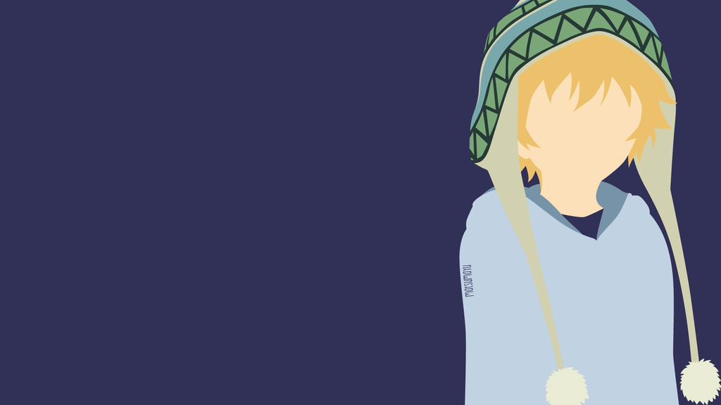 Minimalist Classroom Wallpaper ~ Yukine from noragami minimalist by matsumayu on deviantart