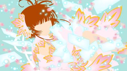 Sakura Kinomoto from Card Captor Sakura Clear