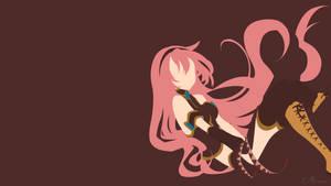 Megurine Luka from Vocaloid by matsumayu