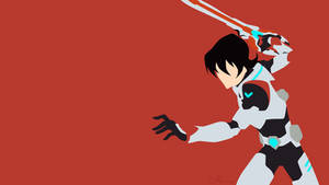 Keith from Voltron: Legendary Defender