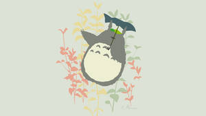 Totoro from Totoro (Studio Ghibli) by matsumayu