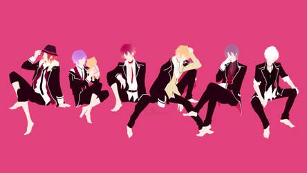 Diabolik Lovers by matsumayu