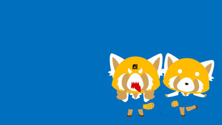 Aggretsuko from Sanrio
