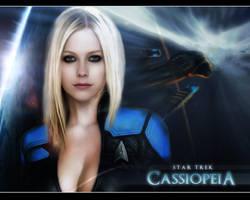 Star Trek: Cassiopeia by NicoleDuBois