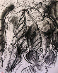 woman's torso by A-Fool