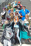 Zelda Cosplay Group