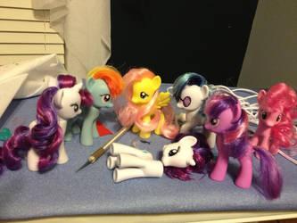 Poniesstyled by kwills84