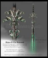 Blade of the Behemoth 2 by Lee99
