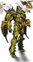 Multiform-Hornet Berserker By-SB 2013
