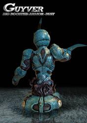 Guyver Sculpture-02