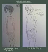 Draw This Again: Yu Minju by CrystalShadow35