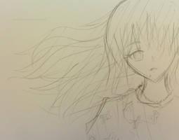 Friend Sketch by CrystalShadow35