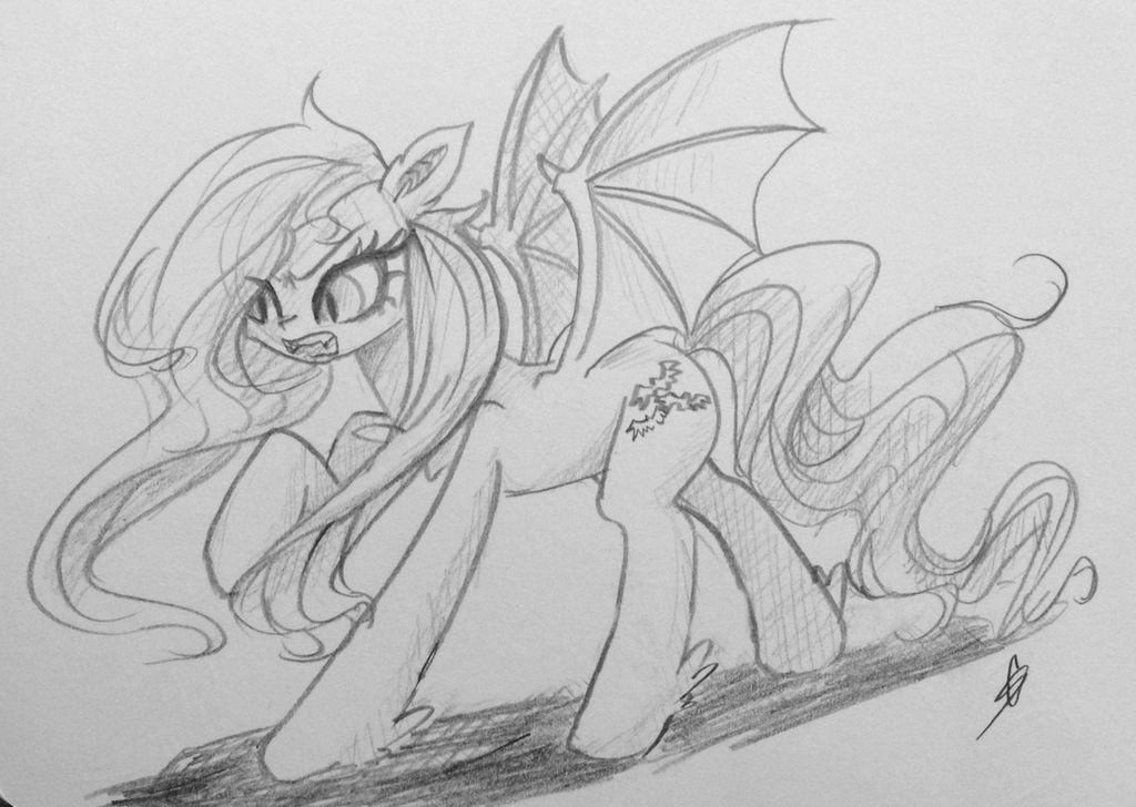 Flutterbat by CrystalShadow35