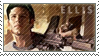 Left 4 Dead 2: Ellis Stamp by StephanieHolder