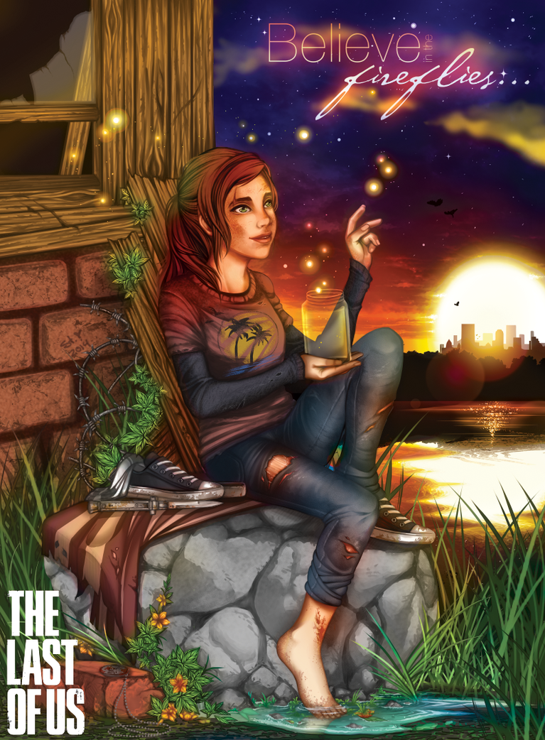 The Last of Us - Believe in the Fireflies by Stephromancy