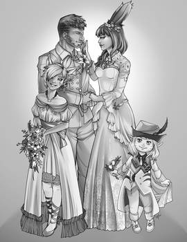 FFXIV Family Commission