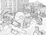 Hearts of Steel Transformers