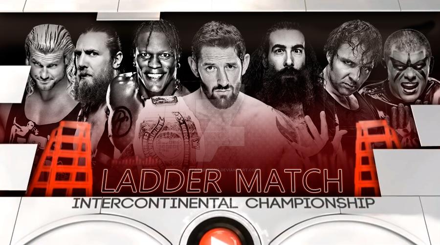 Image result for wrestlemania 31 ladder match