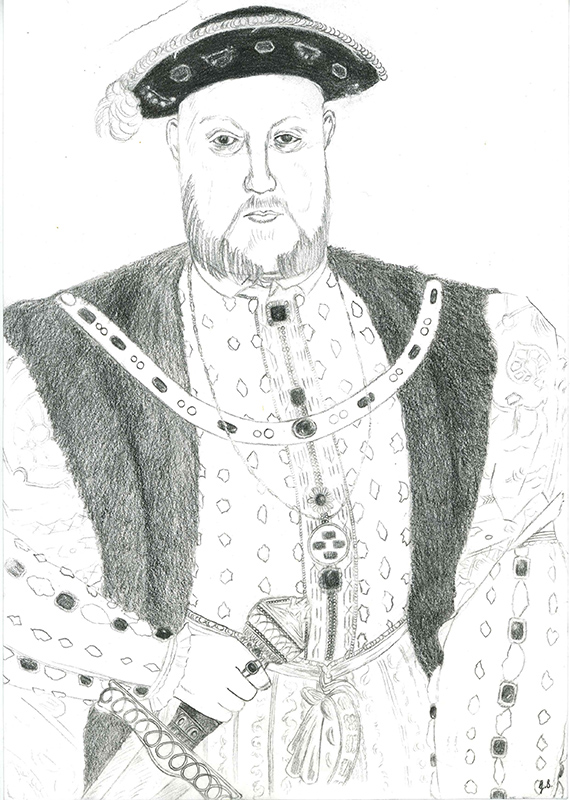 henry the 8th coloring pages - photo#35