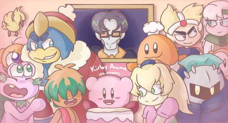 Hoshi No Kaabii Anime 18th Anniversary