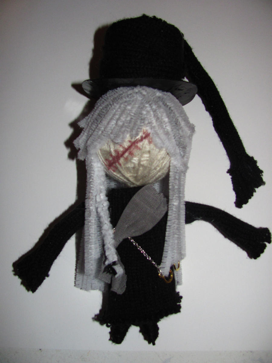 Undertaker Voodoo Doll (Black Butler) by MarieWithers on ...