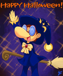 Halloween Wendy by BlueBolt77