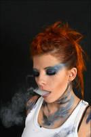 Smoking by rougevernis